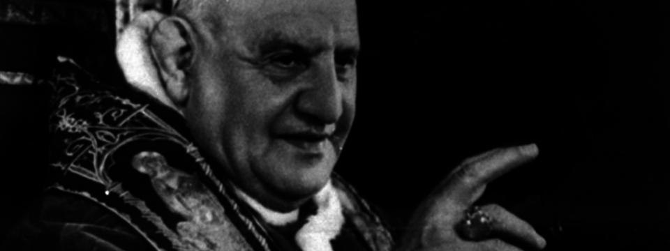 """Il Papa cristiano"": Giovanni XXIII in  guerra  (H. Arendt)"