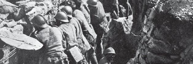 La prima guerra mondiale. Quarta parte. Rai storia.