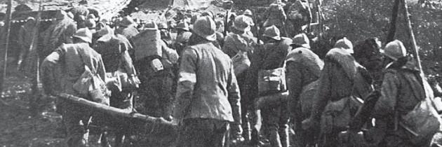 La prima guerra mondiale. Terza parte. Rai storia.