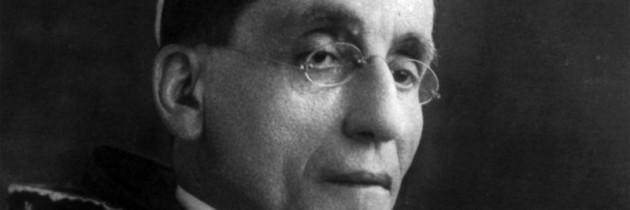 Dopo la Prima guerra mondiale: sopprimere l'arruolamento obbligatorio (Benedetto XV)