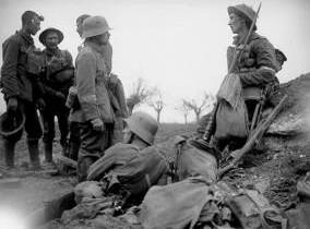 Incontrare il nemico: una testimonianza sulla tregua del Natale 1914