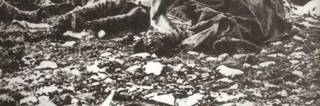 """""""La vita come ricordo della morte di un uomo""""  (R. Caramaschi)"""