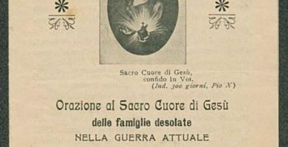 """Grande (e sacra) Guerra"" (E. Gentile)"