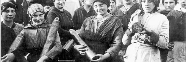 In guerra: tra film di propaganda, fabbriche di armi e bordelli a volontà (E. Franzina)