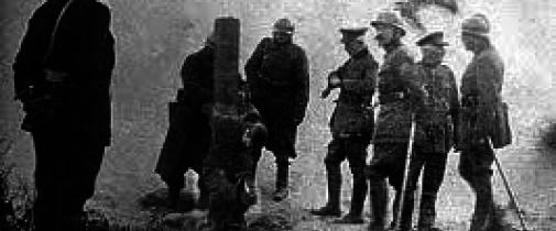 """""""1915-1918. Grande Guerra, grande massacro. Riabilitiamo i fucilati ed i decimati"""" (F. Cecchini)"""