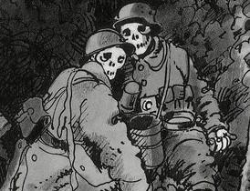 La guerra trasforma gli uomini: tra le fucilazioni e i veri nemici (P. Malaguti)