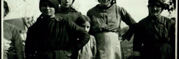 """""""La Grande guerra e i confini ripensati dal femminismo"""" (B. Bianchi)"""