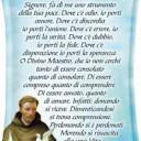 """Una preghiera della Prima guerra mondiale: """"Signore, fa di me uno strumento della tua pace"""" (M. Mazzetto)"""