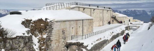 Escursione storico-pacifista – 16 febbraio 2019 – Monte Grappa