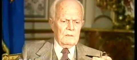 """L'errore dell'intervento in guerra: """"… si diventò amici"""". I ricordi del Presidente Sandro Pertini (S. Pertini)"""