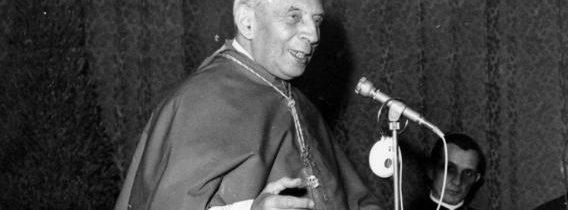 Giacomo Lercaro, Omelia del 1° gennaio 1968